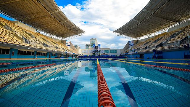 Maria Lenk Aquatics Centre