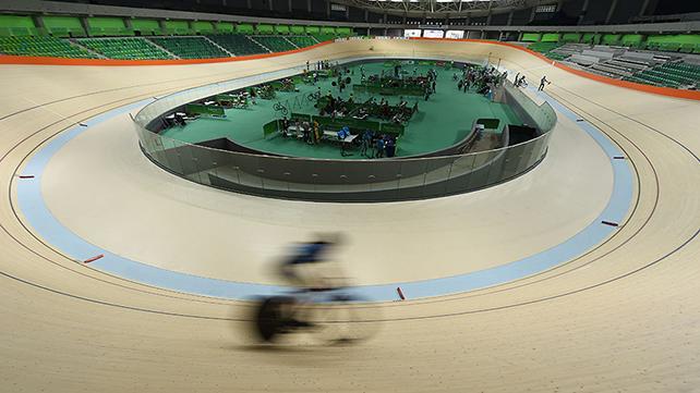 Rio Olympic Velodrome